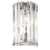 Elstead Crystal Skye KL/CRSTSKYE2 Crystal Wall Light